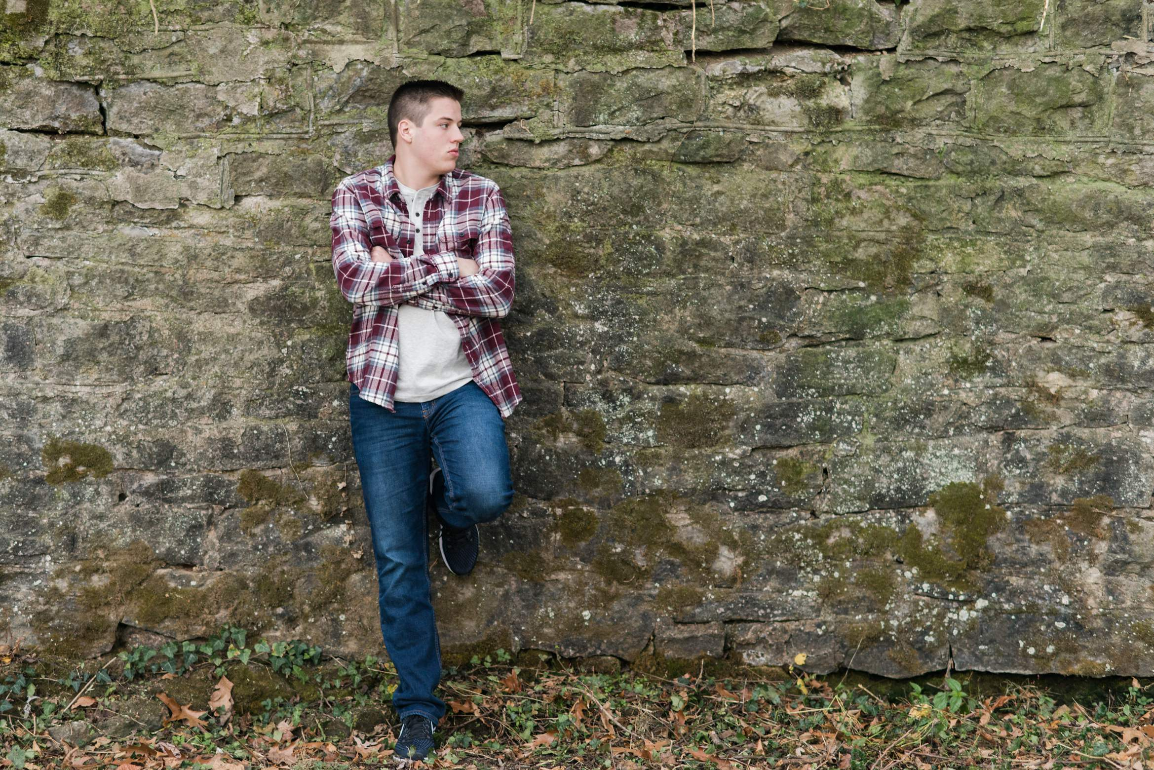 Will's Senior Photos in Siloam Springs, AR
