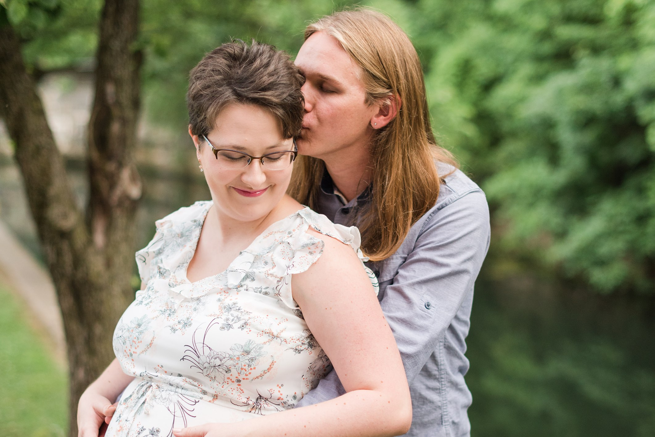 Headrick Maternity Photos in Siloam Springs, AR
