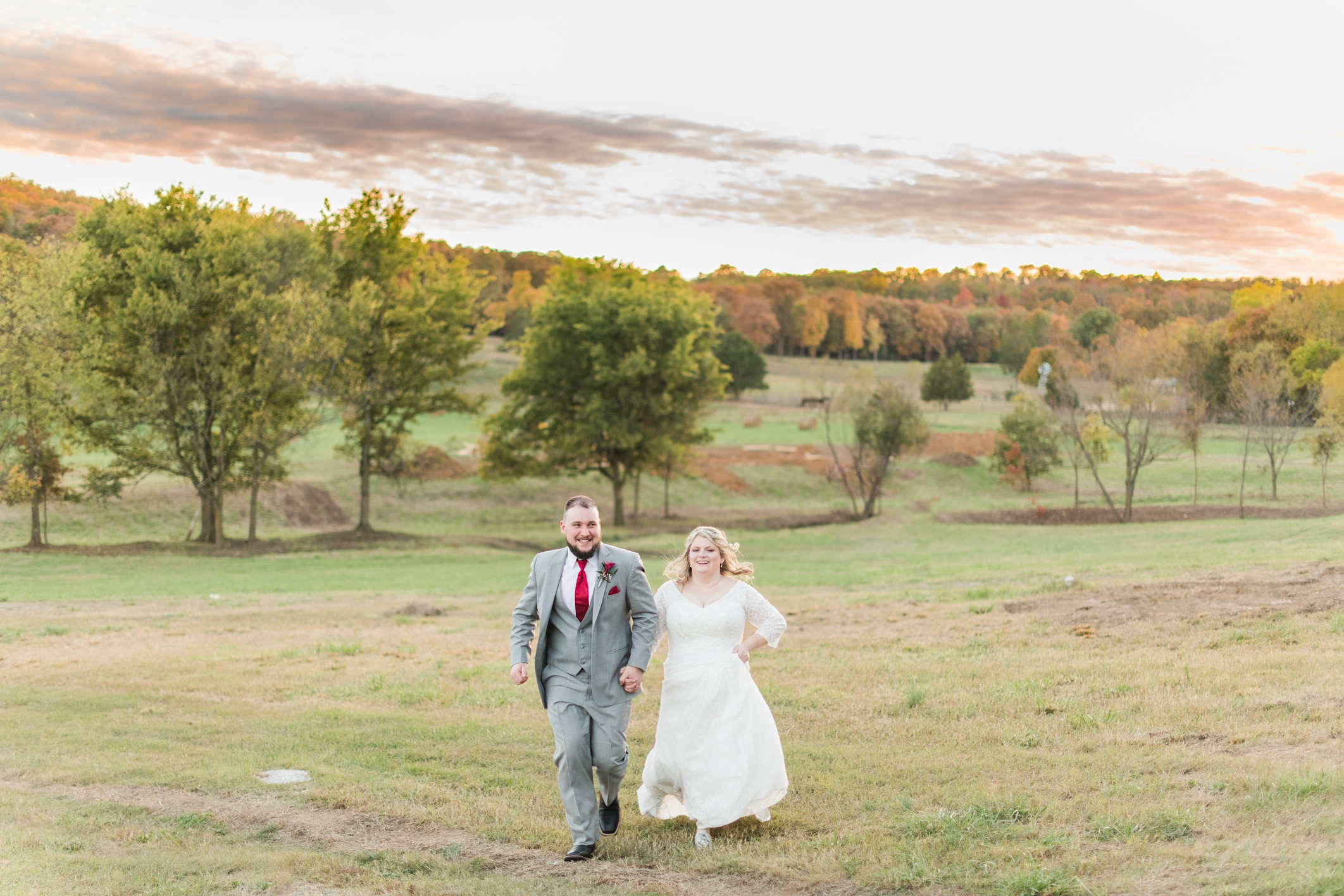 Jordan + Kelly Wedding at Sassafras Springs Vineyard in Springdale, AR